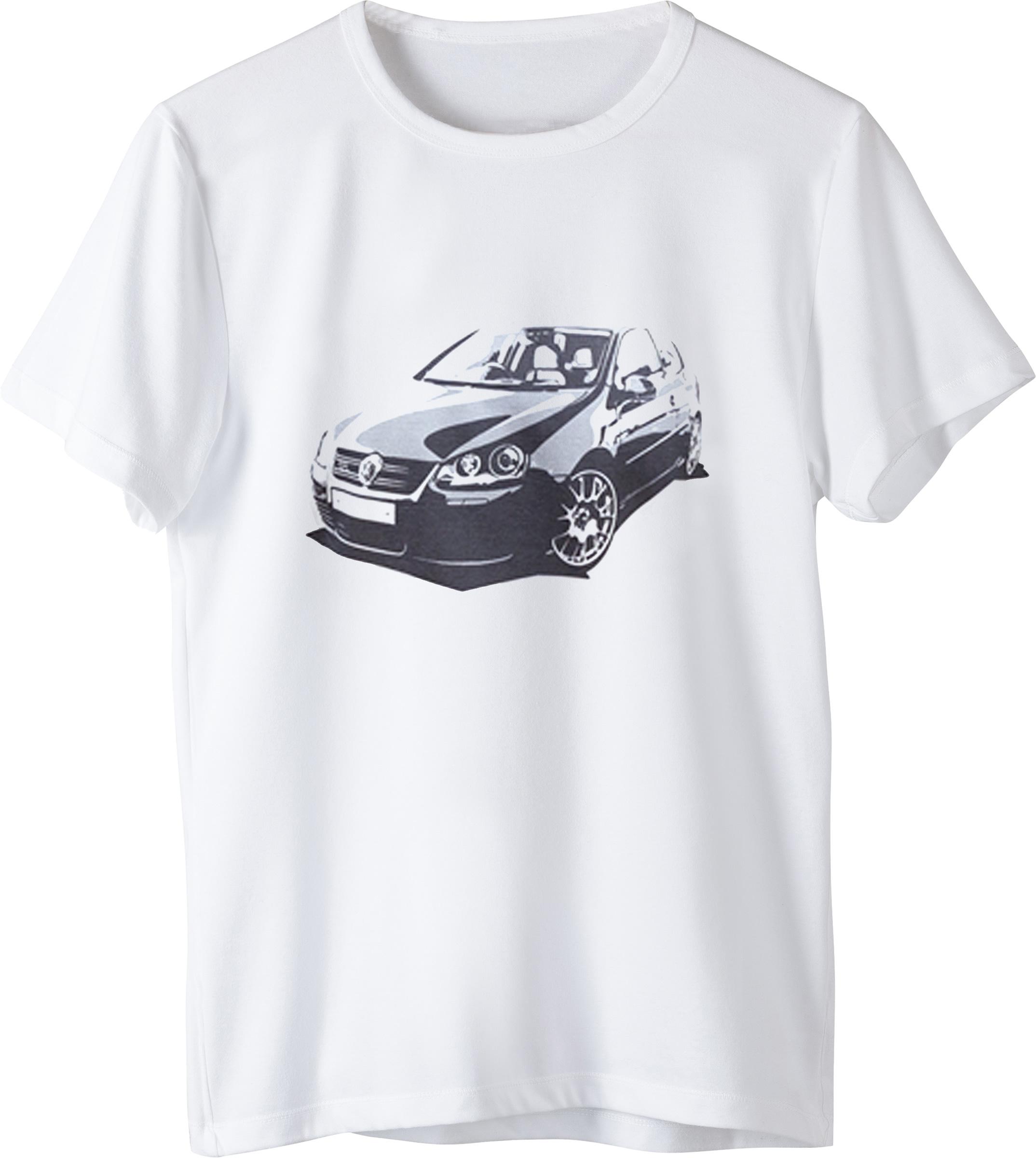 Tricou VW Golf 5 Alb