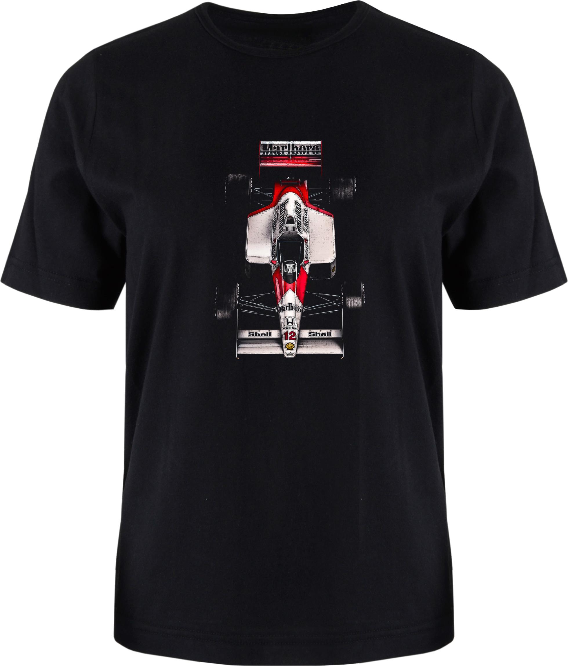 Tricou Formula 1 Negru